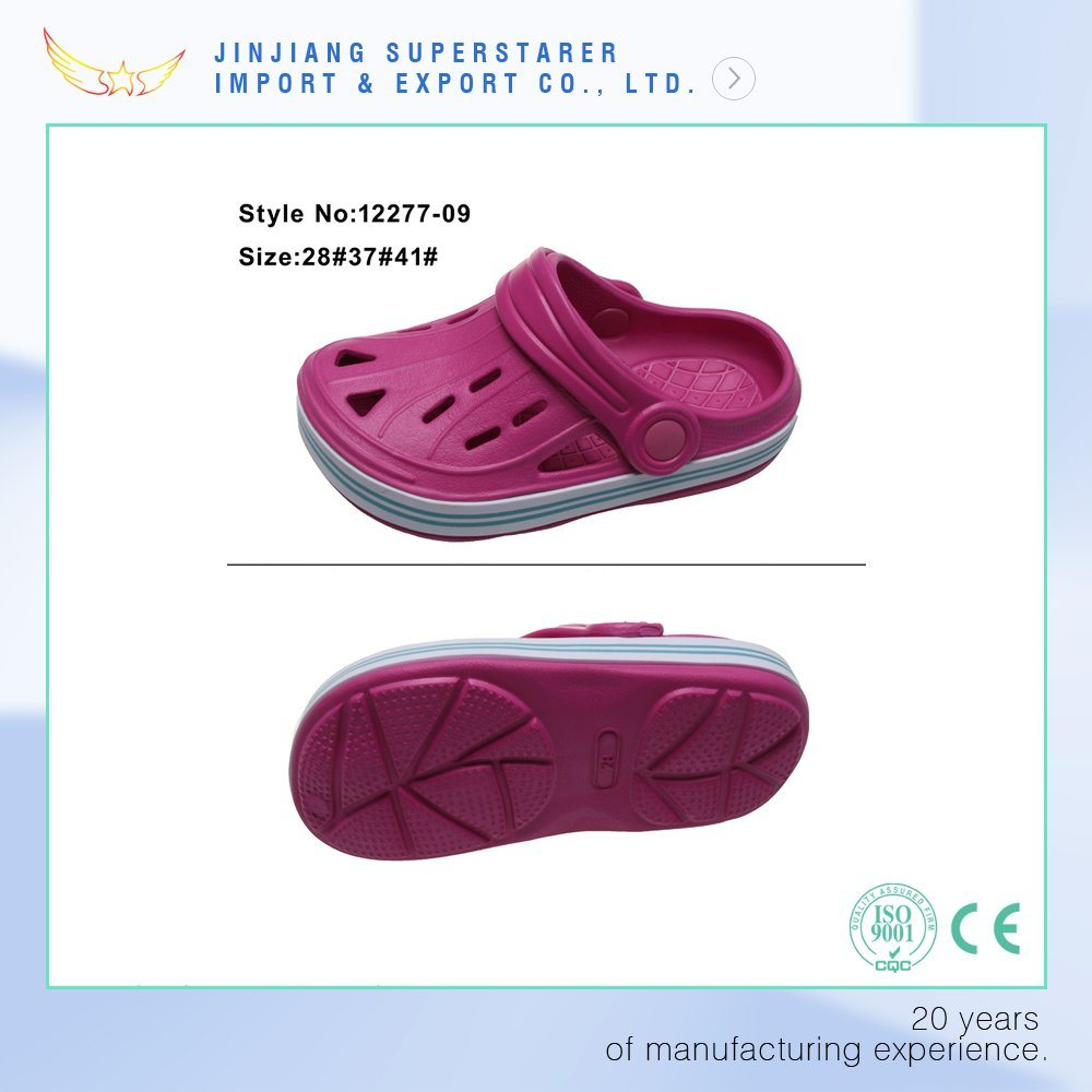 Fashion Buoyant EVA Garden Clog for Men & Women