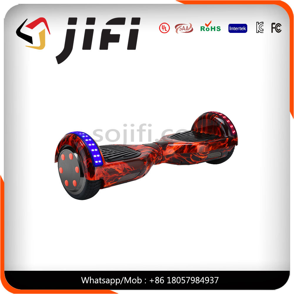 Cool Sport Electric Scooter Hoverboard with Bluetooth\LED Light, LG, Samsung Battery