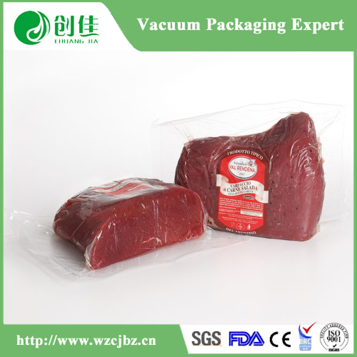 Forming Bottom Vacuum Food Packing Casting Film in Rolls
