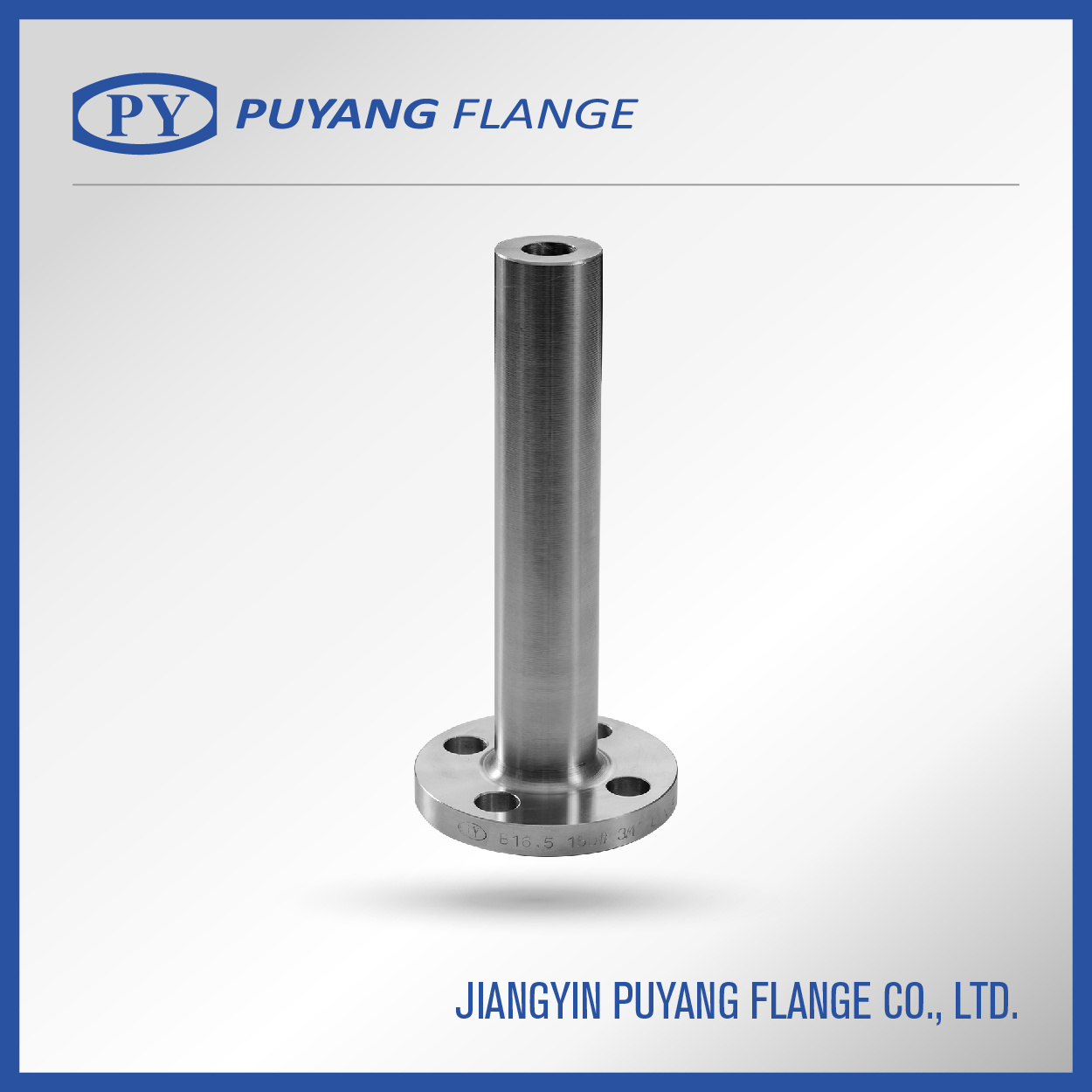 Stainless Steel Forged Long Weld Neck Flnage (PY0091)
