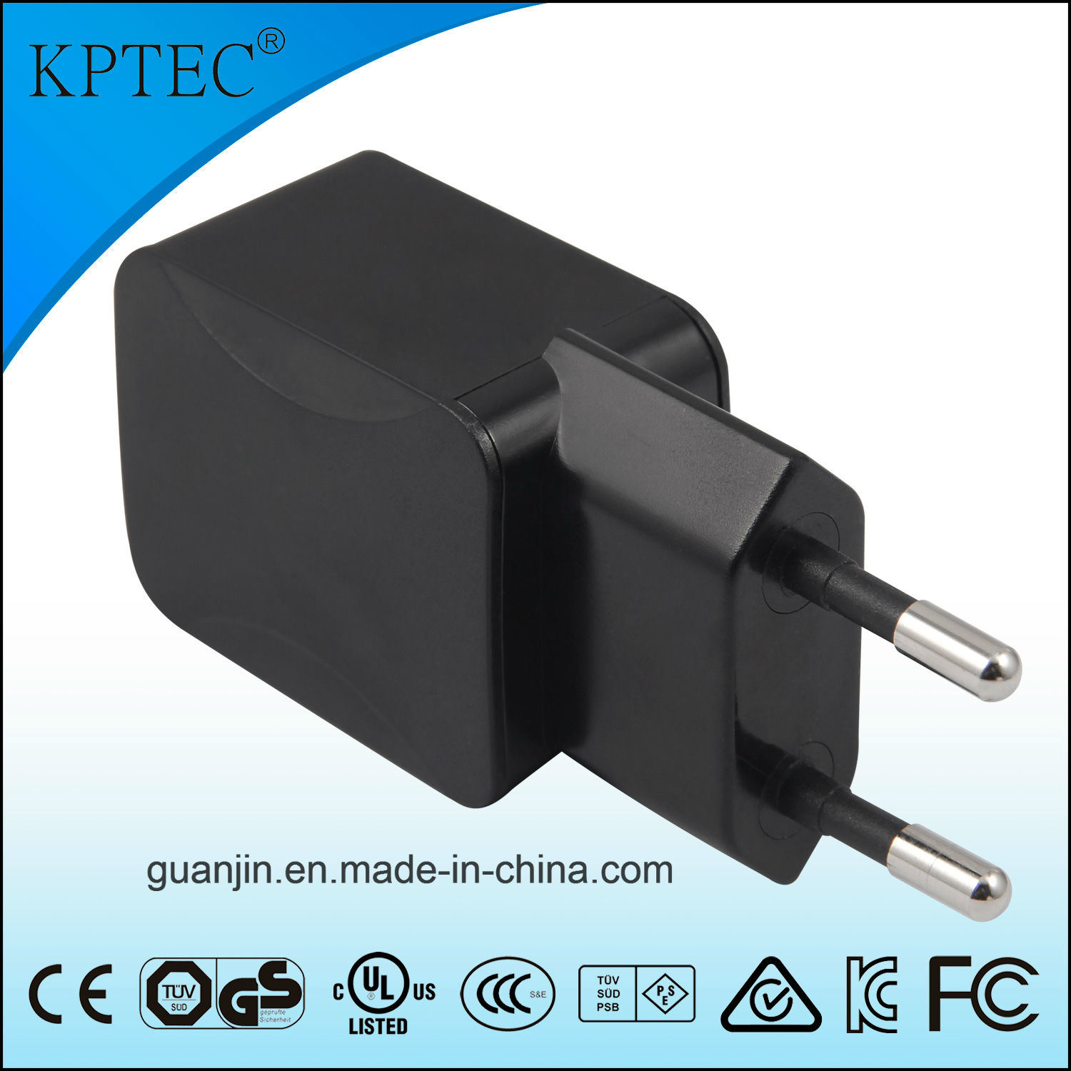 Charger with 5V 1A Ce and GS Certificate