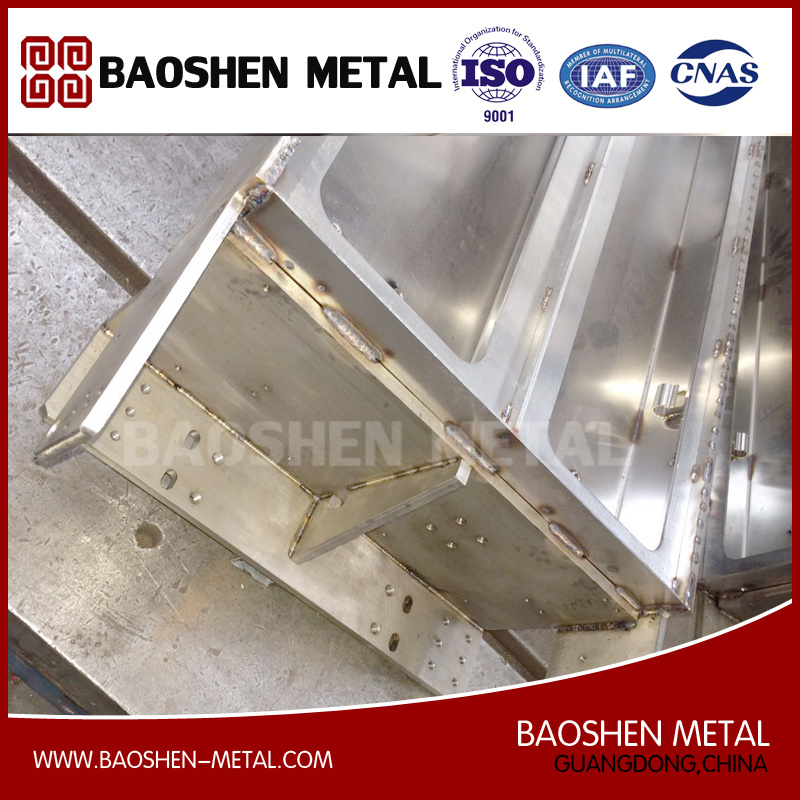Customized Sheet Metal Fabrication Machinery Parts Metal Production High Quality Competitive Price From Manufacturer
