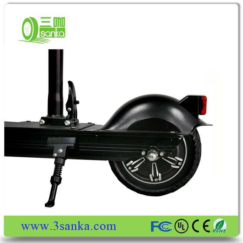 Original E Scooter Electric 12.5kg Weight Steering-Wheel 2 Two Wheel Hoverboard Skateboard