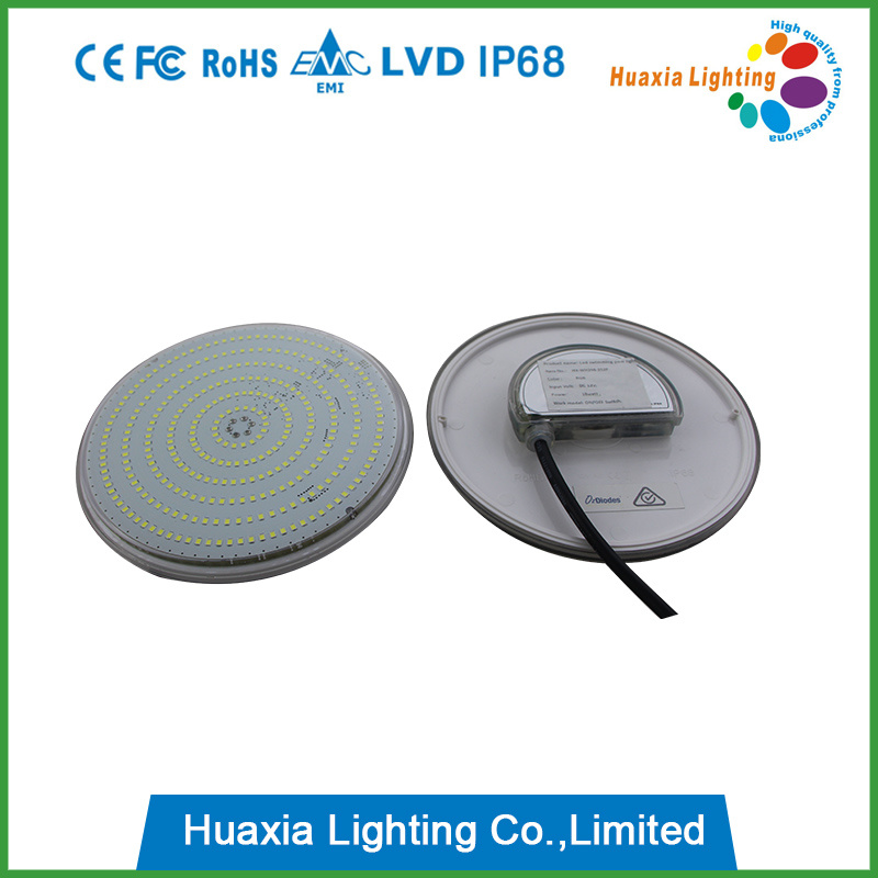 RGB Surface Mounted LED Underwater Swimming Pool Lighting