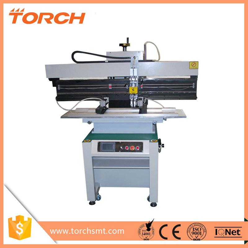 Torch Semi Automation High Precision SMT Solder Paste Screen Stencil Printer Machine T1200d