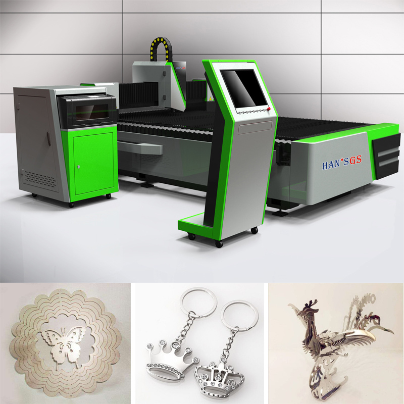 Han′s GS Fiber Laser Cutting Machinery with Low Price