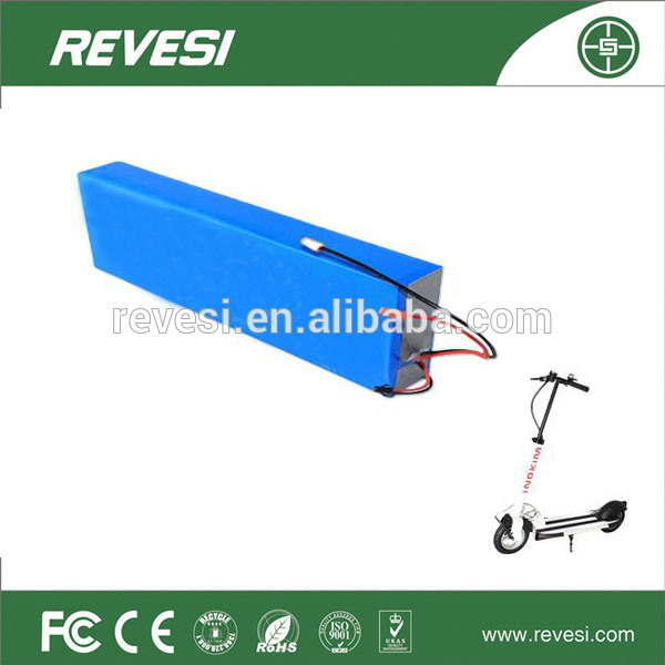 China Supplier 36V10ah Lithium Ion Battery for Electric Scooter