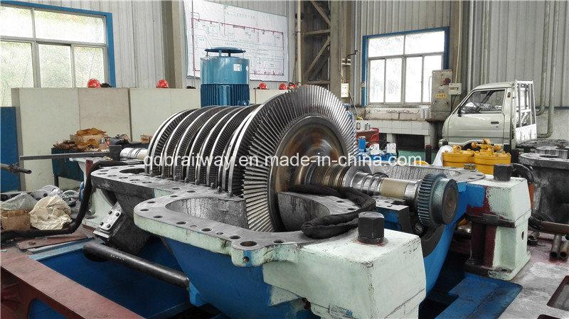 Steam Turbine Generator (Back Pressure)