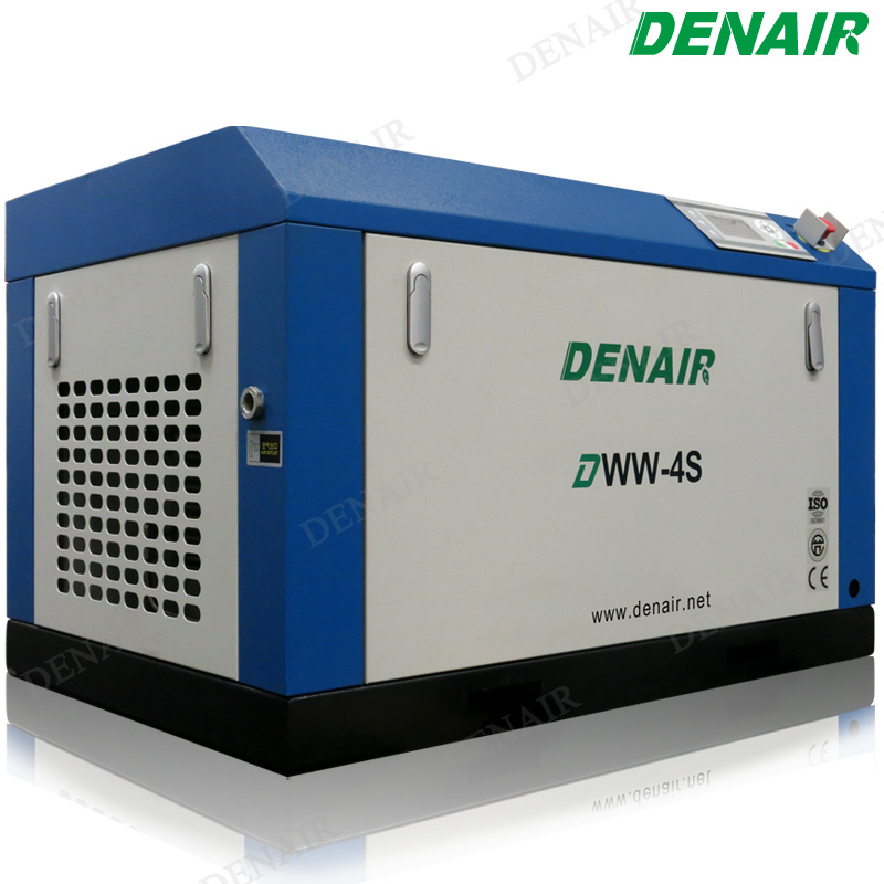 Industrial AC Mini Oil Less Oil-Free\Oilless Scroll Air Compressor