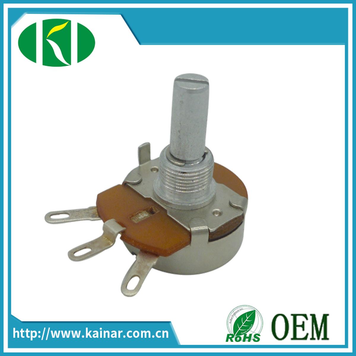 Pwx24-P Precision B503 Wire Wound Potentiometer