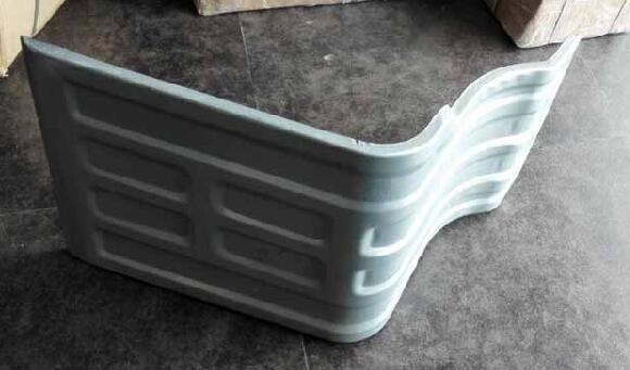 Truck Part- Mud Guard, Tire for Fv413/8DC82