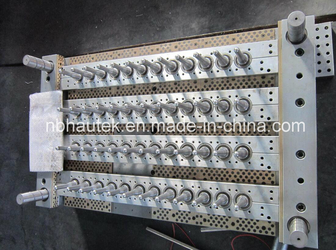 Low Cost 48 Cavity Pet Preform Injection Mould