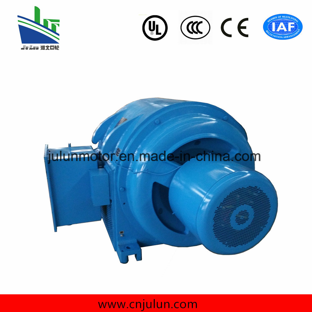 Wound-Rotor High and Low Voltage 3-Phase Asynchronous Motor Series Jr Slip Ring Motors