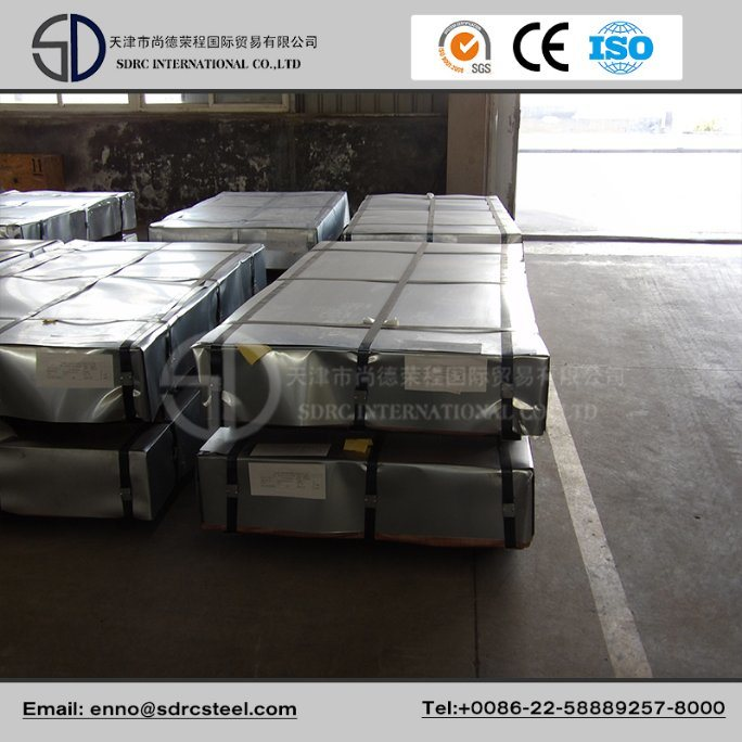 DC02 St12 Cold Rolled Steel Sheet (Coil) CRC