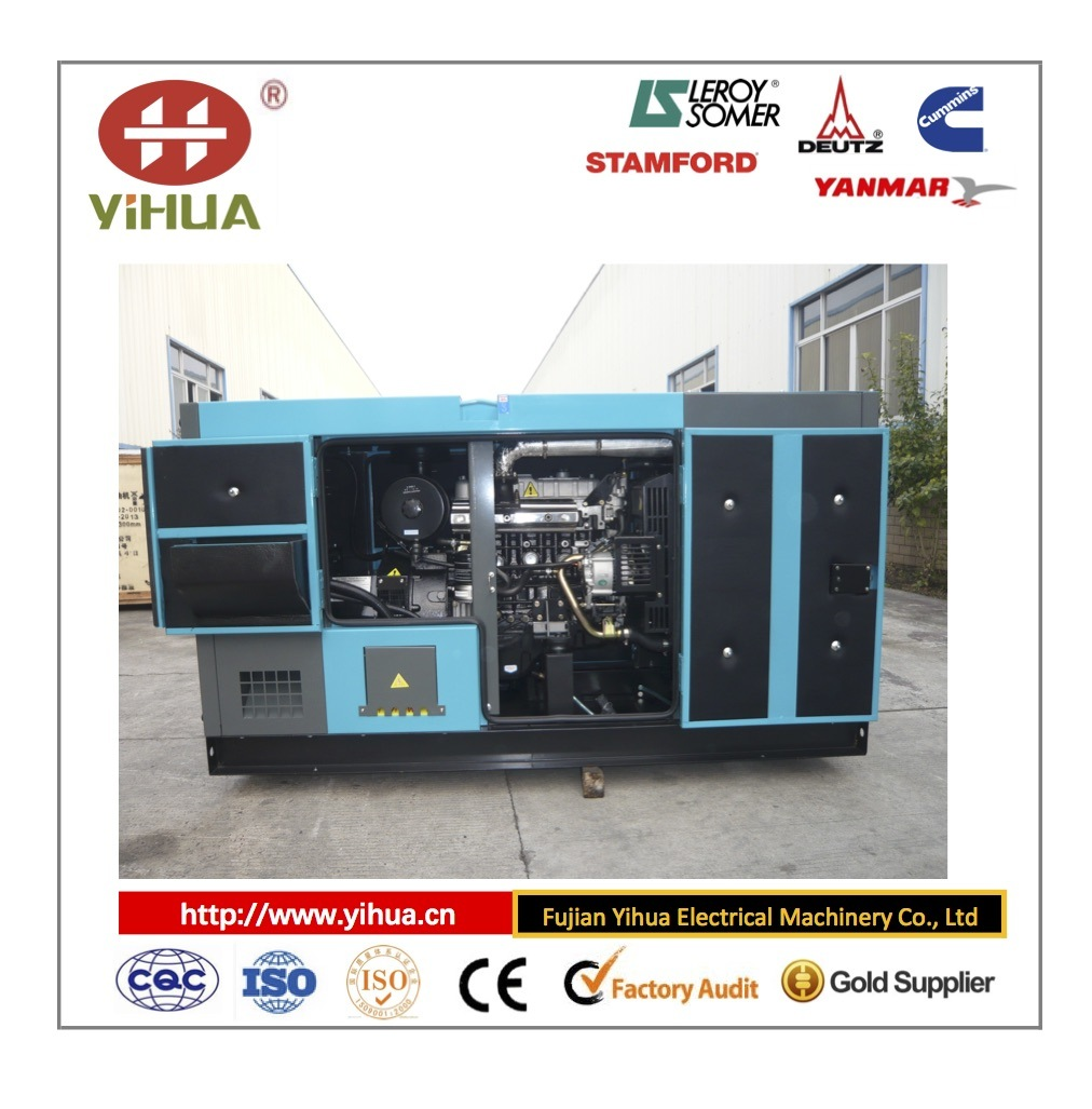 Foton Isuzu (denyo design) Soundproof Diesel Power Generator Set