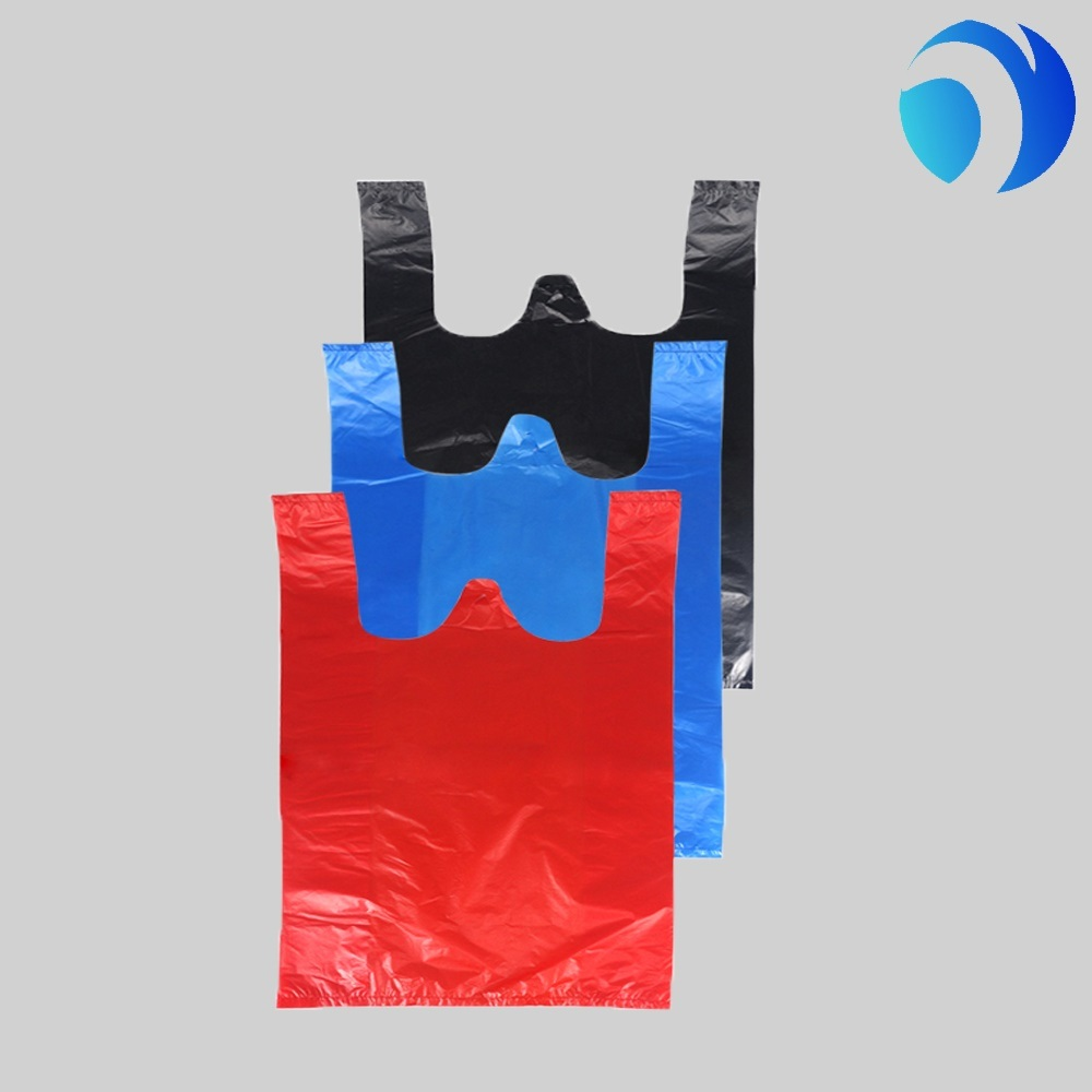 Factory Price Customized Size Plastic Shopping Bag