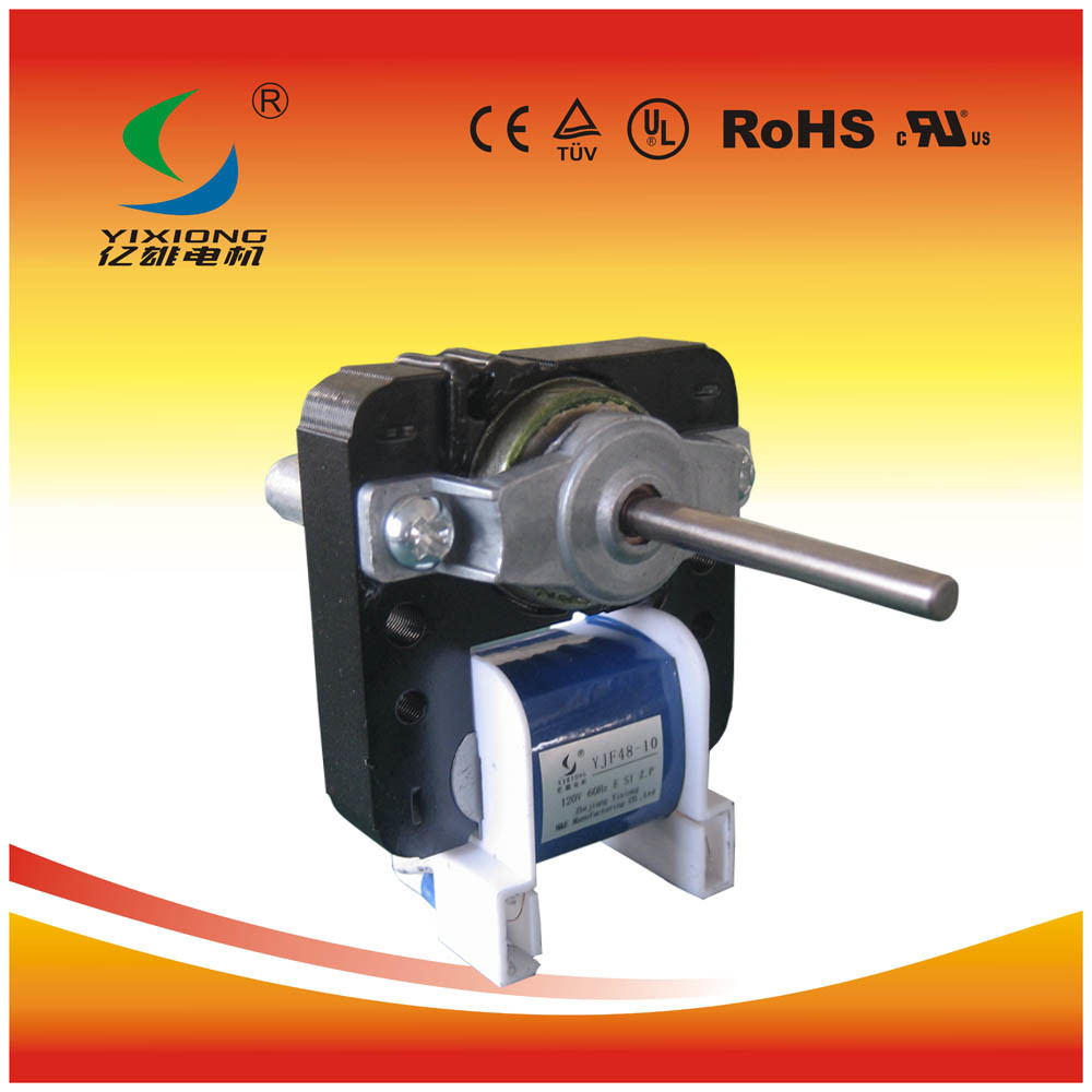 Copper Wire Shaded Pole AC Fan Motor for Home Appliance
