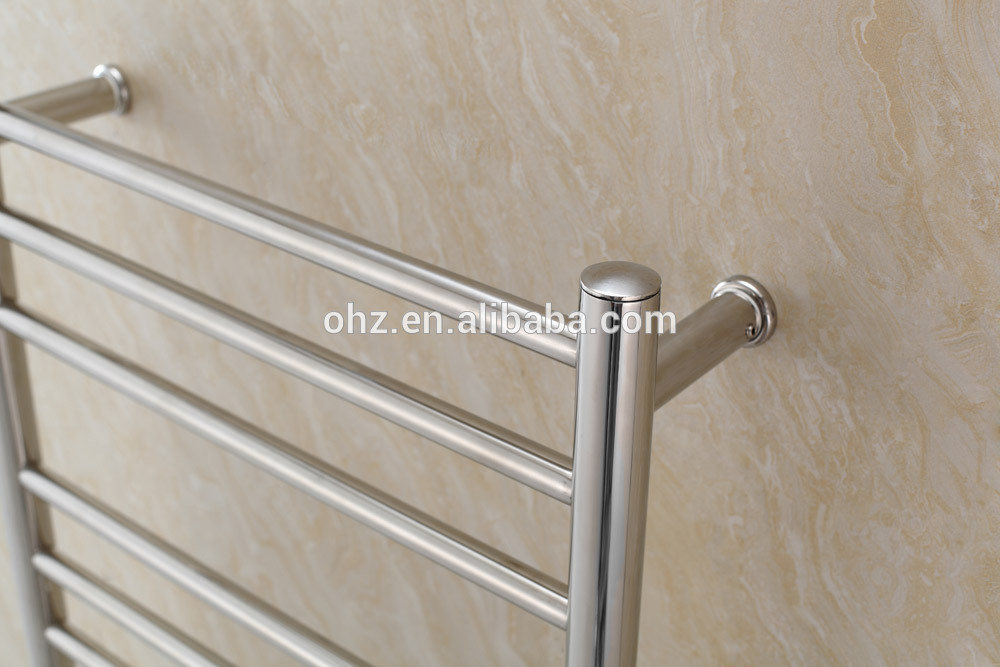 Wall Mounted Four Bars Electric Towel Warmer