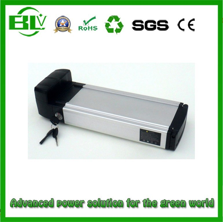 Hot Sell 24V 13ah Lithium Ion Battery Pack Electric Bike Battery EV Battery with BMS