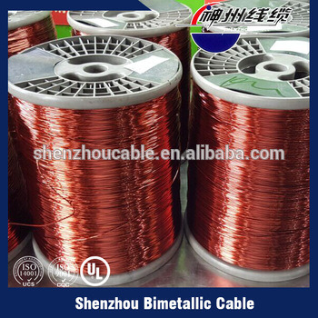 Pure Copper Enameled Wire Supplier