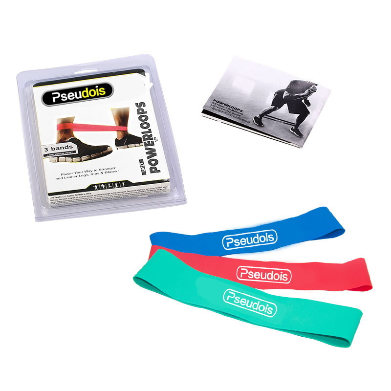 Power Flat Band for Fitness Exercise