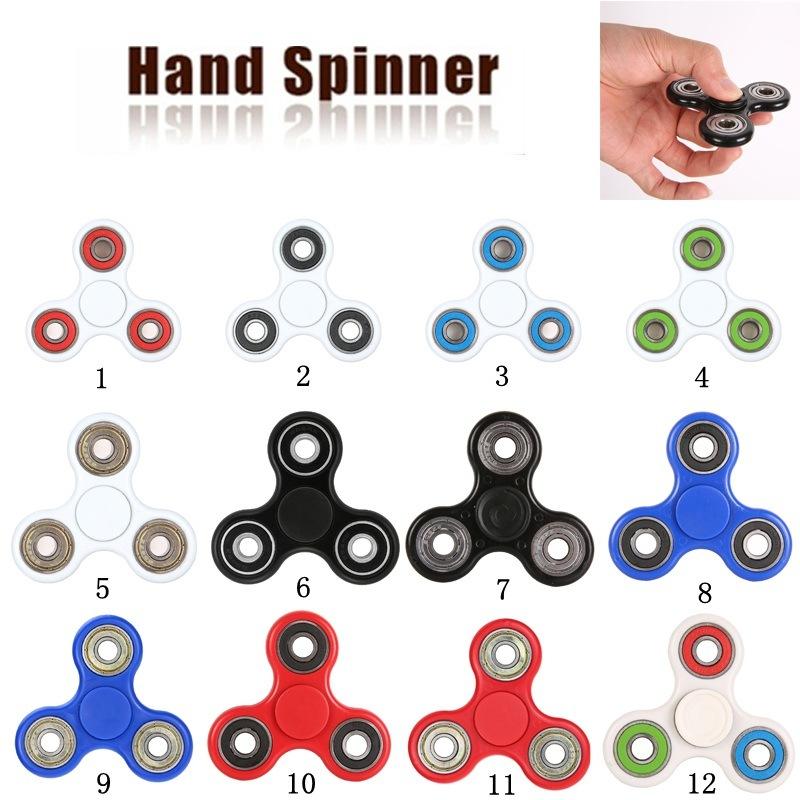 Hot Selling Fingertip Special 608 681 Ceramic Bearing Hand Spinner Fidget Toy