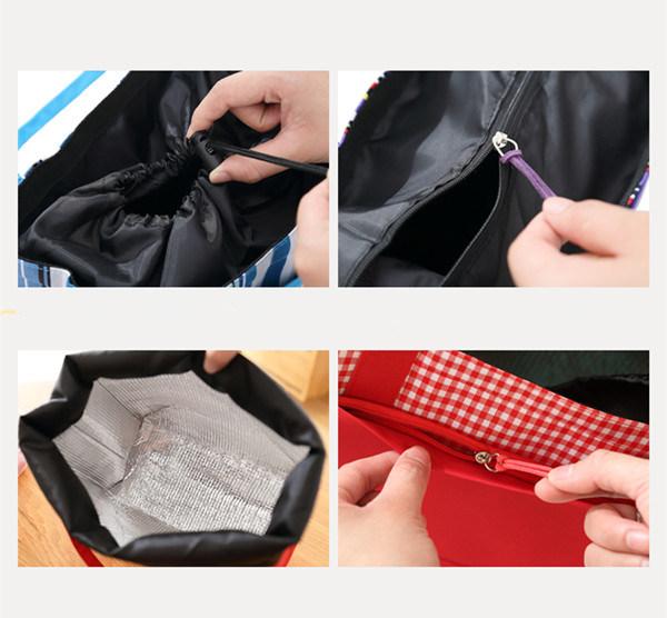 Handbag of Cooler Lunch Bag, Baby Milk Bottle Insulated Bag