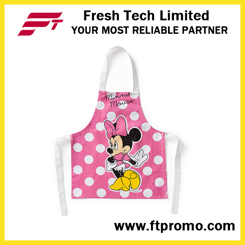 Promotional Apron with Logo