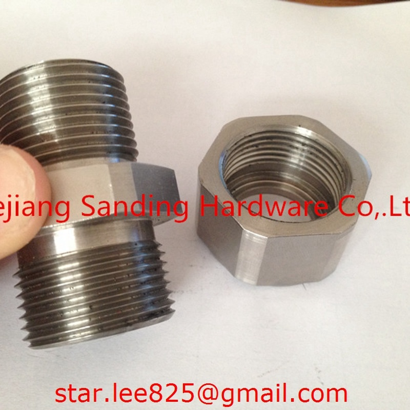 Starinless Steel Hydraulic Hose Fittings/Hydraulic Fittings/Sanitary Fittings