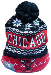 Fashionable Knitted Winter Custom Jacquard Beanie (001)