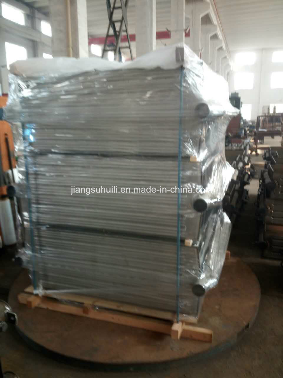 Standard Export Packing Transformer Radiators
