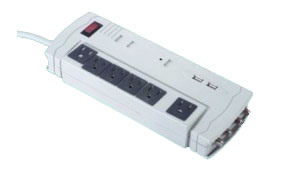 Outlets Octopus Style Power Strip (RZP-L03)