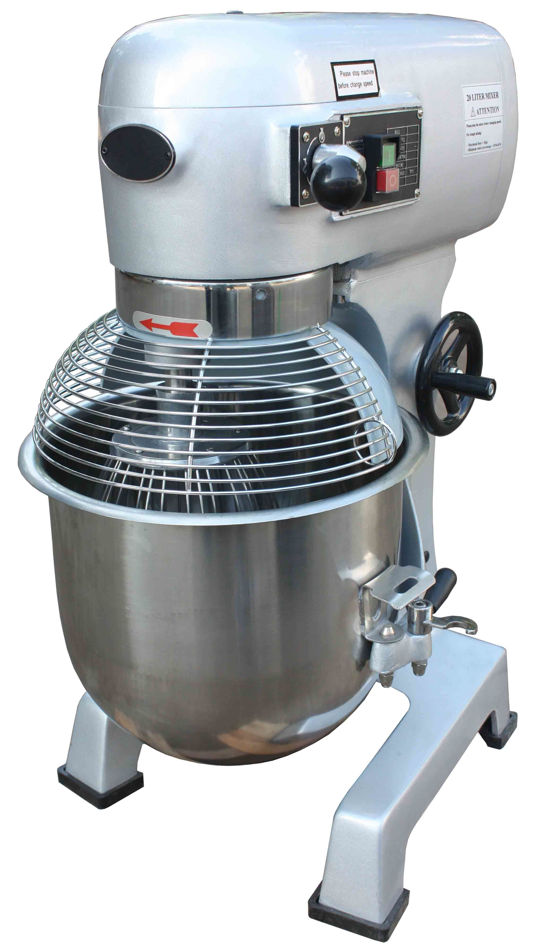 10L-40L Planetary Mixer with CE (B10GFA)