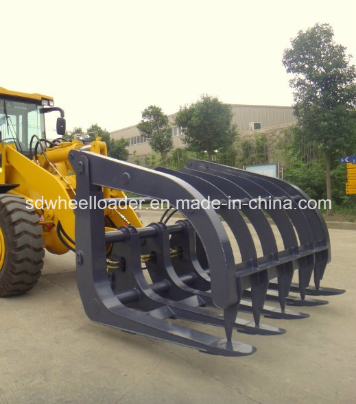 Log Grapple/Grabber Loader Implements/Attachments