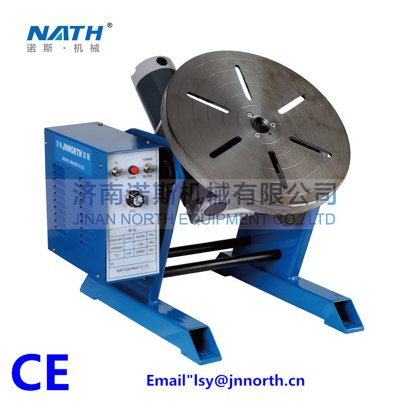 Hot Sale Automatic Welding Machine for 50kg Welding Positioner