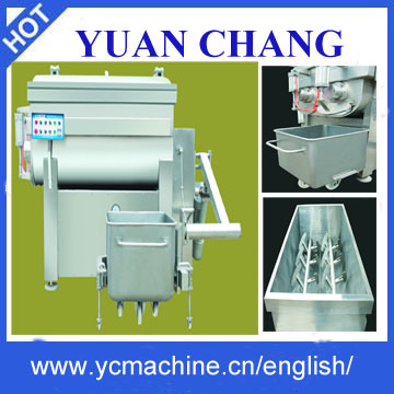 Vacuum Meat Mixer -Meat Processing Machinery