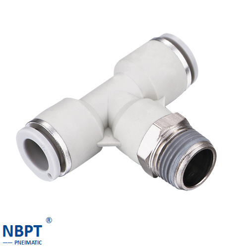 Plastic Quick Connect Pneumatic Fitting