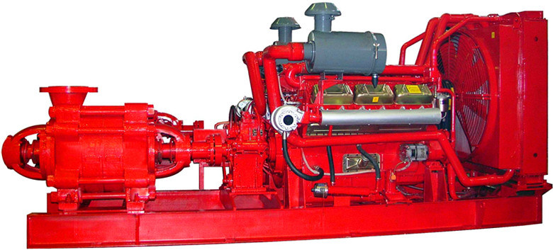 Wandi (WD) Diesel Engine 840HP for Pumping (WD287TAB61L)