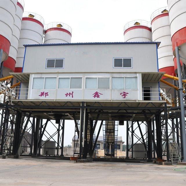 180 M³ /H Belt Convey Type Concrete Mixing Plant