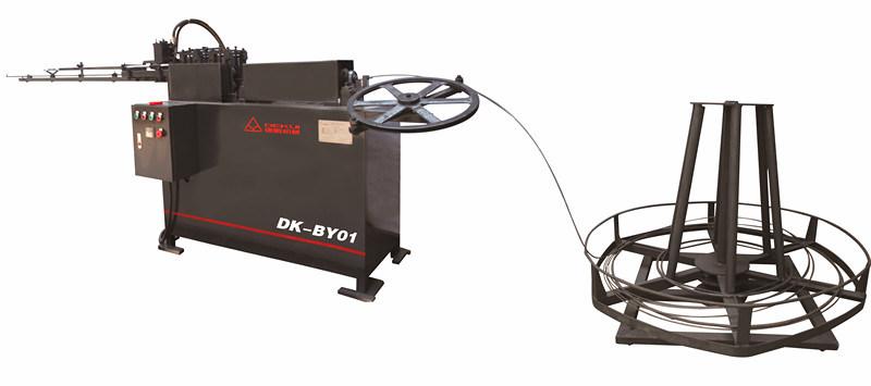 Spring Mattress Machine Automatic Wire Straightener and Cutting Machine for Mattress Frame