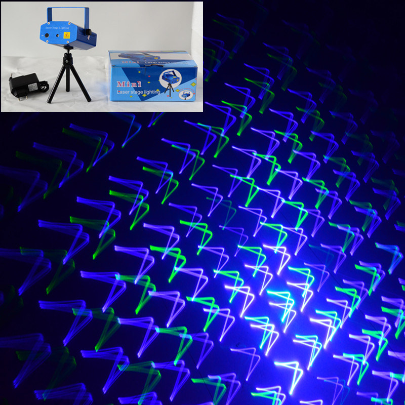 Cheapest Mini Club Laser Light (YS-901)