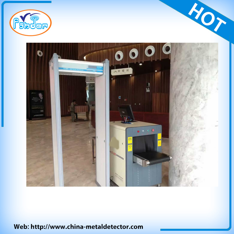 Security Metal Detector Scanner Door Type Metal Detector