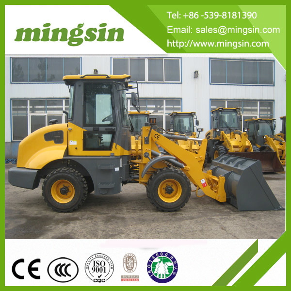 Wheel Loader, Mini Loader, Models CS910, CS912, CS915, CS916 and CS920, Ce Certified, Top Quality!