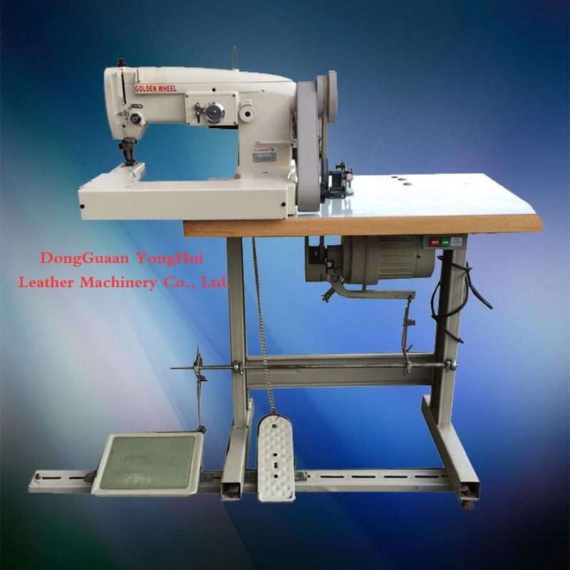 Used Single Needle Lockstitch Zigzag Tubular Articles Sewing Machine (CS-2203)