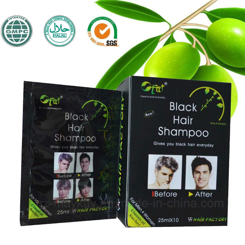 Fat Black Hair Shampoo 25ml X 10