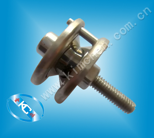 Stainless Steel Wire Guide Pulley (Wire Roller)