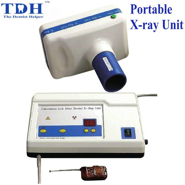 Dental Supply Portable Dental X-ray Unit (TDH-DX1)