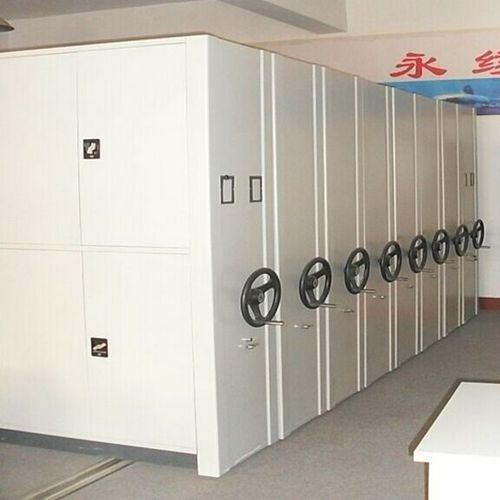 Movable Shelving system Dense Archive Cabinet
