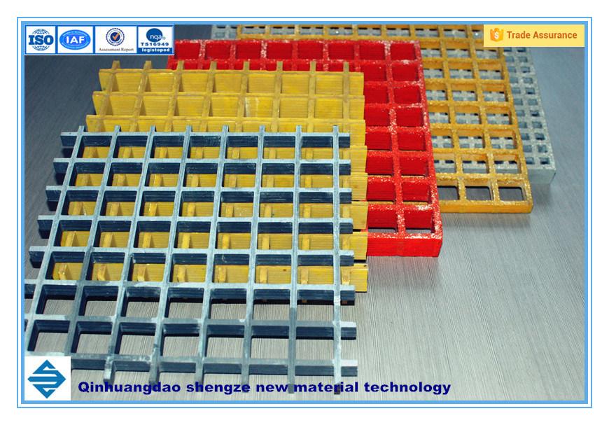FRP Grating, Fiberglass Molded Gratings, Molded FRP Grids