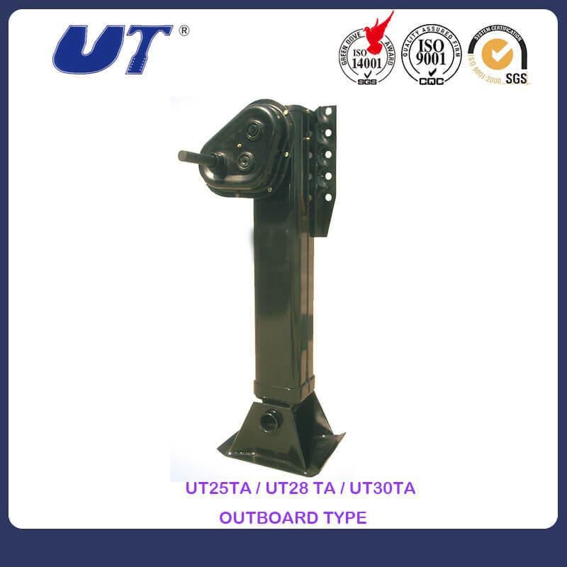Outboard Type 25t 28t 35t Semi Trailer Landing Gear
